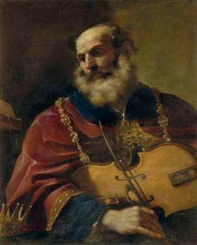29 décembre : Saint David (Ancien Testament) Le_roi_david17455