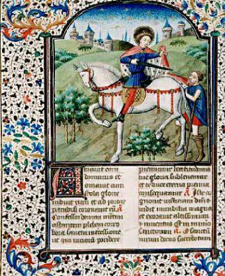 29 janvier : Saint Sulpice Sévère Martin10