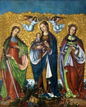 1er février Saintes Félicité et Perpétue et leurs compagnons Maxresdefault3