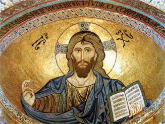 26 novembre Solennité du Christ Roi de l'Univers Ob_bf09c3_christ-cathedrale-de-cefalu-sicile