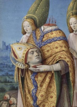 9 octobre : Saint Denis et ses compagnons Oct9