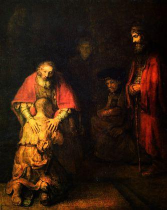 Le plus grand attribut de Dieu la Miséricorde Divine Rembrandt