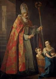 6 décembre : Saint Nicolas de Myre Saint0