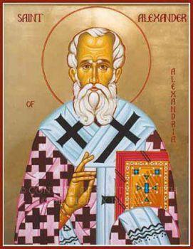 26 février Saint Alexandre d'Alexandrie Sans-titre5