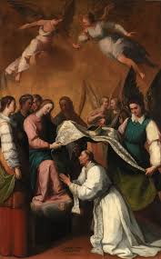 23 janvier Saint Ildefonse de Tolède Sans-titre63