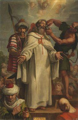 Saints et Saintes du jour - Page 6 St-raymond-nonnat-tableau-de-vicente-carducho-musee-du-prado